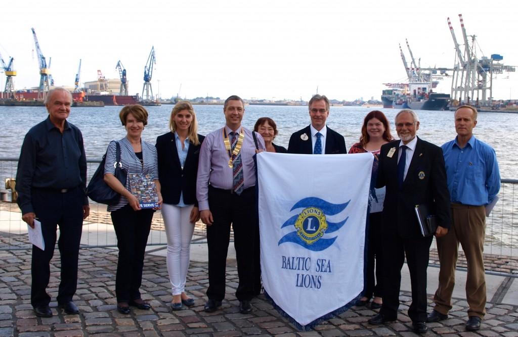 BSL Delegates 2014 Hamburg